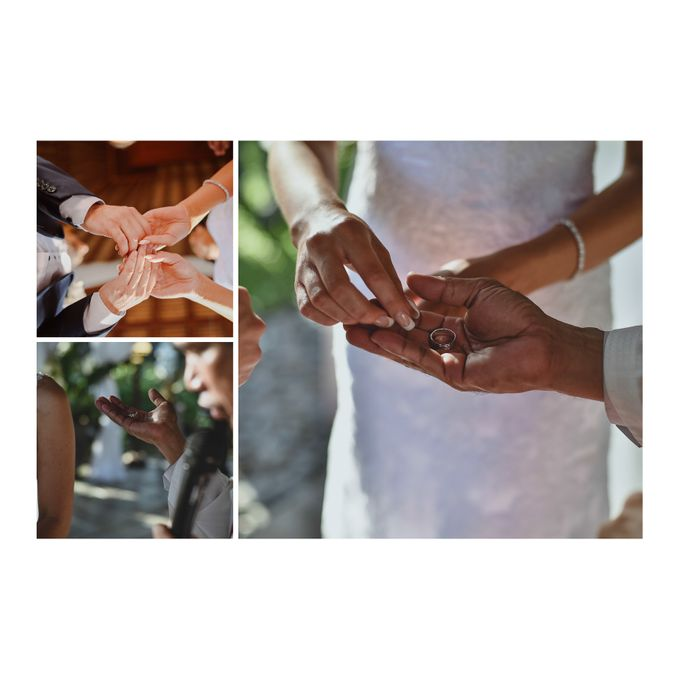 Bali Wedding - Elly and Jay at Segara Village Hotel by The Deluzion Visual Works - 030