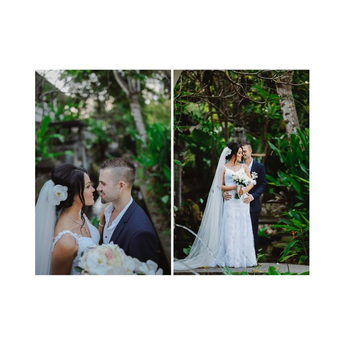 Bali Wedding - Elly and Jay at Segara Village Hotel by The Deluzion Visual Works - 034
