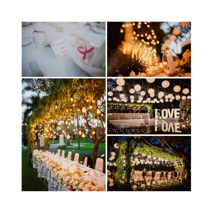 Bali Wedding - Elly and Jay at Segara Village Hotel by The Deluzion Visual Works - 042