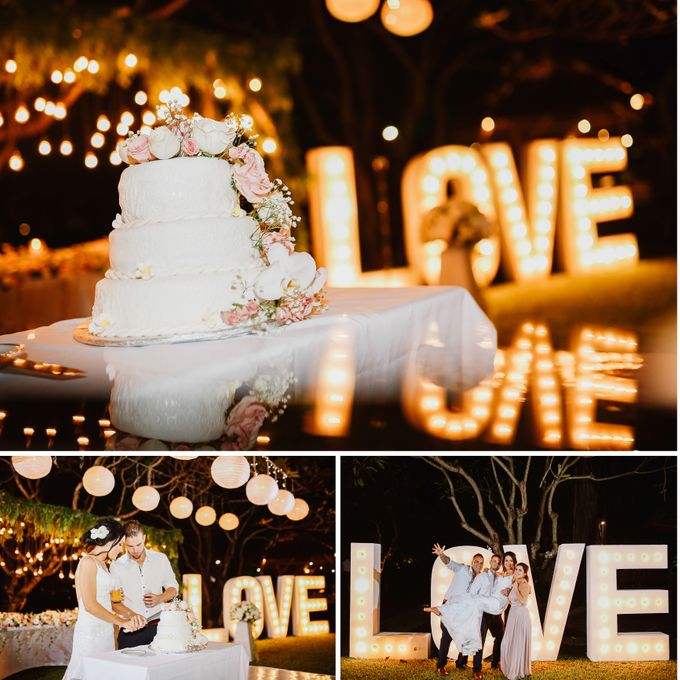 Bali Wedding - Elly and Jay at Segara Village Hotel by The Deluzion Visual Works - 044