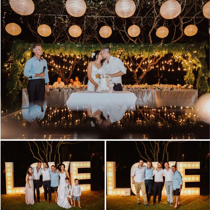 Bali Wedding - Elly and Jay at Segara Village Hotel by The Deluzion Visual Works - 045