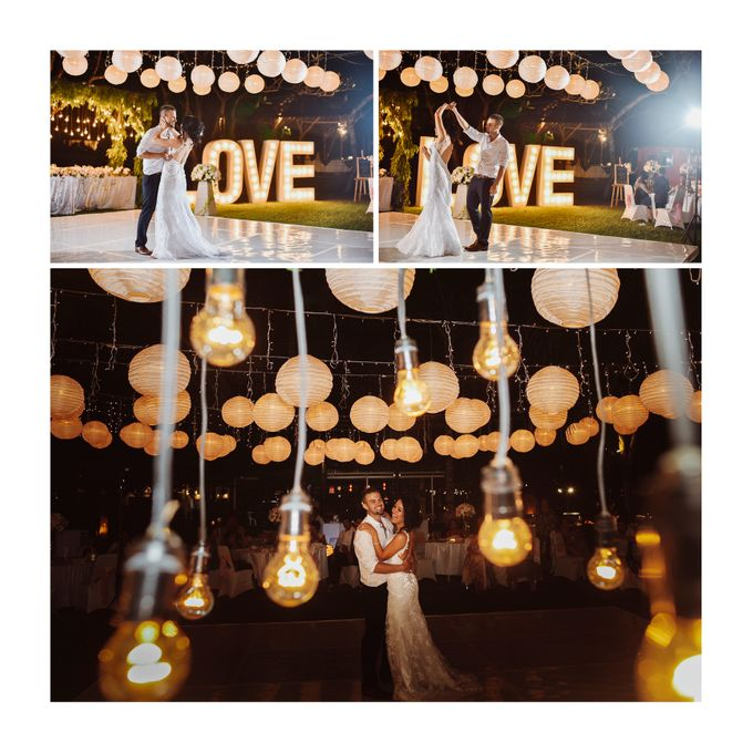 Bali Wedding - Elly and Jay at Segara Village Hotel by The Deluzion Visual Works - 048