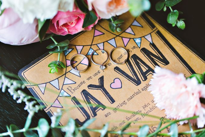 Jay & Van Wedding by Joseph Requerme Photo - 006