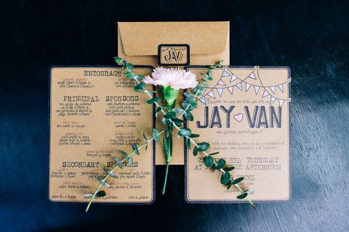 Jay & Van Wedding by Joseph Requerme Photo - 003
