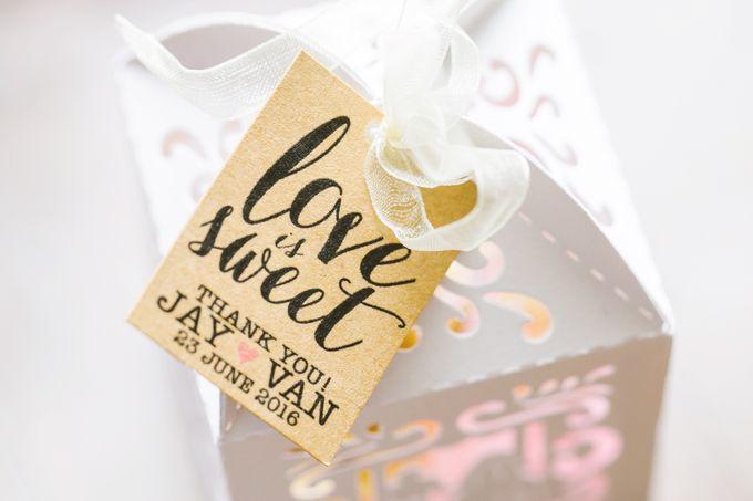 Jay & Van Wedding by Joseph Requerme Photo - 019