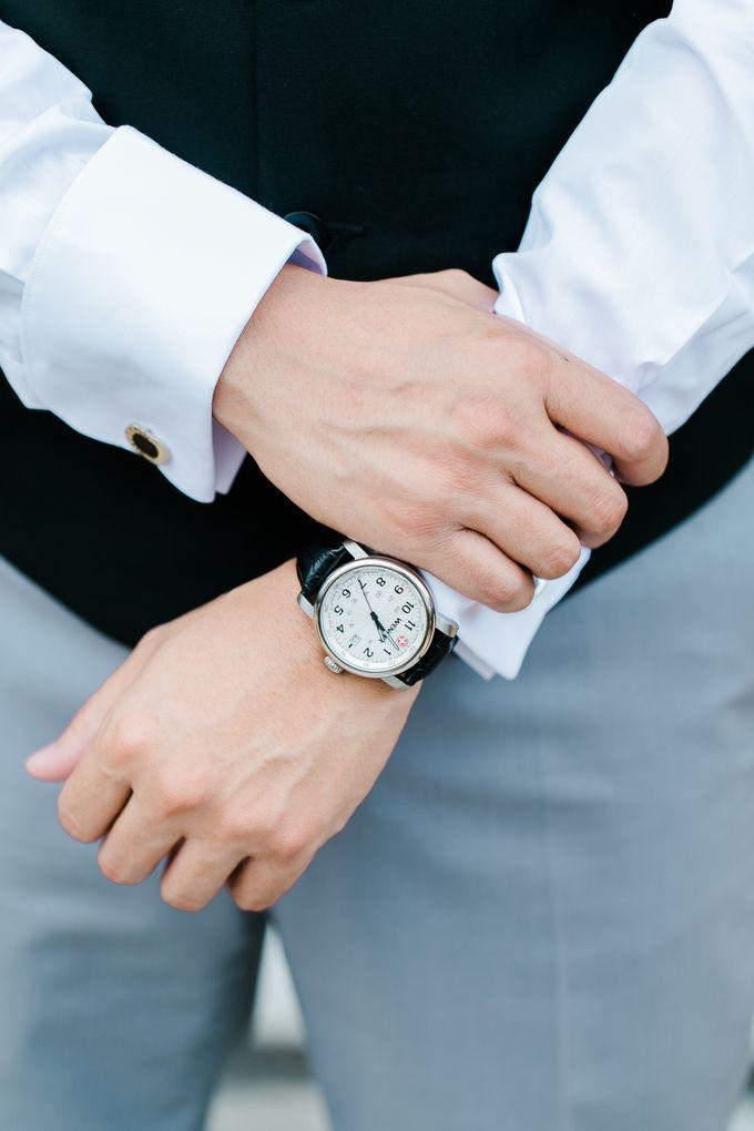 Jay & Van Wedding by Joseph Requerme Photo - 021