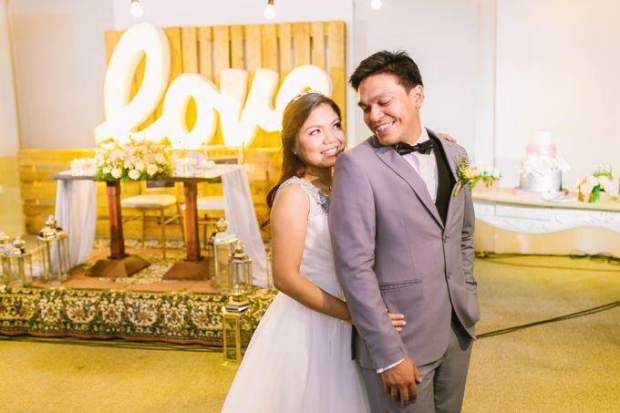 Jay & Van Wedding by Joseph Requerme Photo - 038