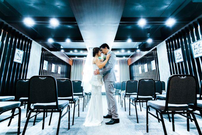 Jay & Van Wedding by Joseph Requerme Photo - 001