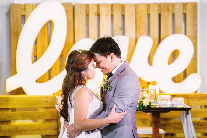 Jay & Van Wedding by Joseph Requerme Photo - 044
