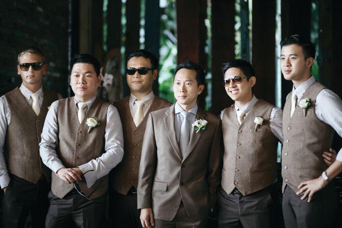 Erik & Christie Wedding by JAYSU Weddings by Jacky Suharto - 013
