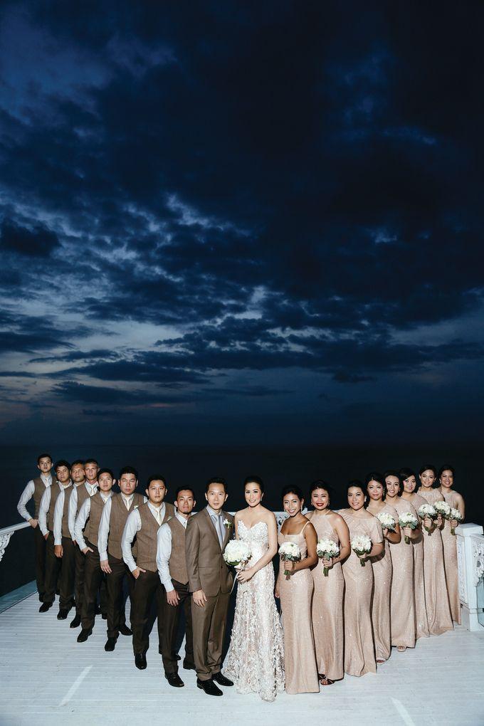 Erik & Christie Wedding by JAYSU Weddings by Jacky Suharto - 014