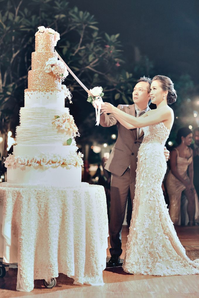 Erik & Christie Wedding by JAYSU Weddings by Jacky Suharto - 021