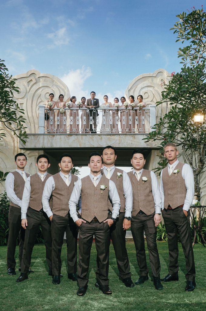 Erik & Christie Wedding by JAYSU Weddings by Jacky Suharto - 032