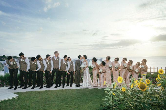 Erik & Christie Wedding by JAYSU Weddings by Jacky Suharto - 033