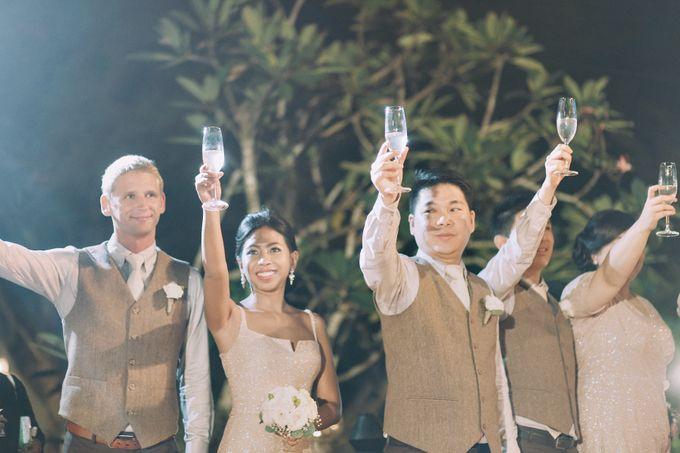 Erik & Christie Wedding by JAYSU Weddings by Jacky Suharto - 035