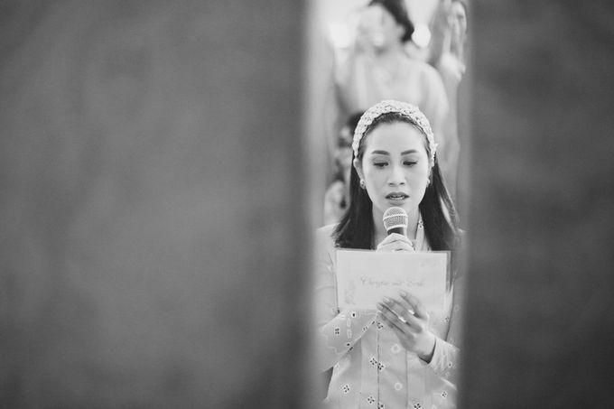 Erik & Christie Siraman by JAYSU Weddings by Jacky Suharto - 006