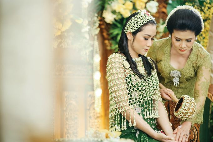 Erik & Christie Siraman by JAYSU Weddings by Jacky Suharto - 009