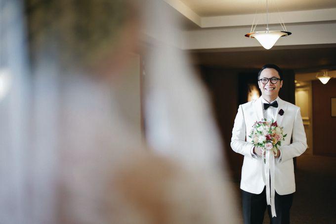 Togi & Jesicca - Holy Matrimony & Batak Ceremony by JAYSU Weddings by Jacky Suharto - 030