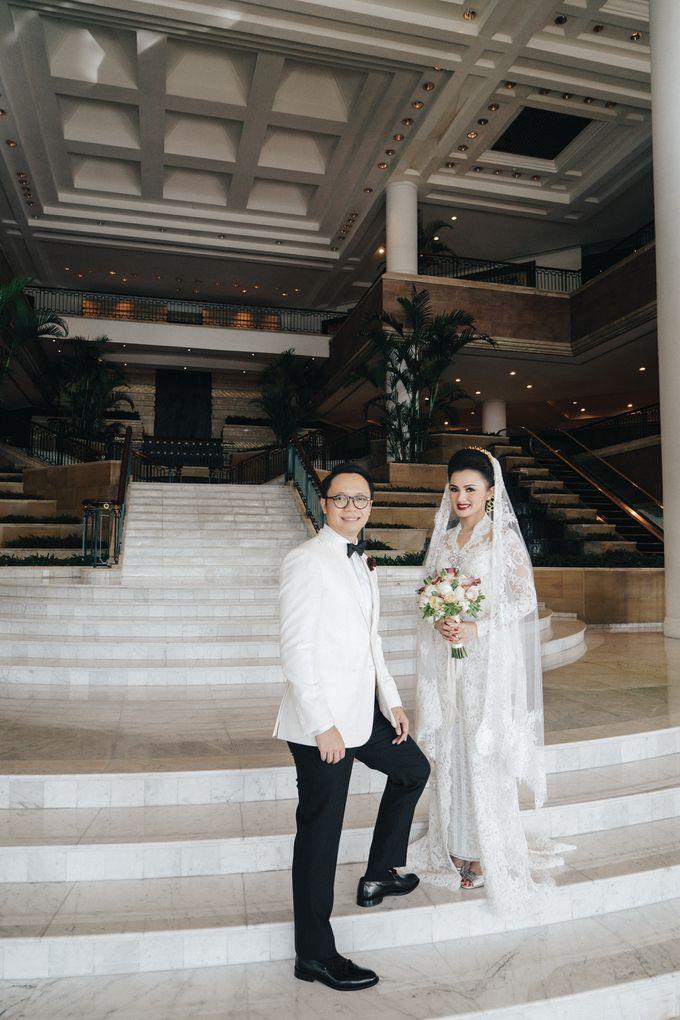 Togi & Jesicca - Holy Matrimony & Batak Ceremony by JAYSU Weddings by Jacky Suharto - 036