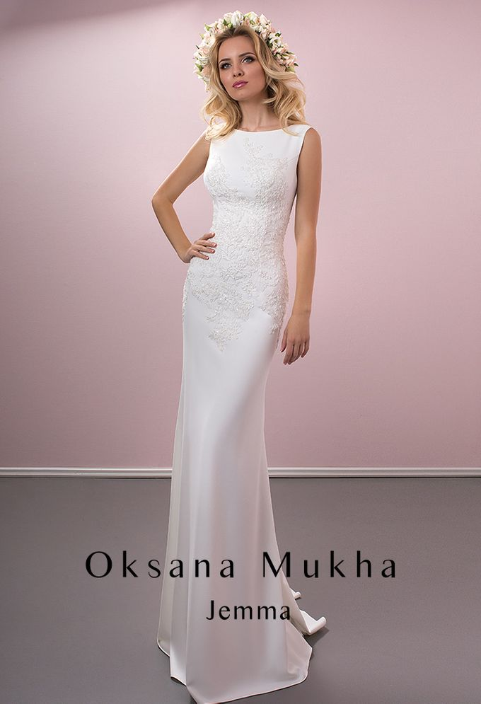 Preview Wedding Collection 2017 by OKSANA MUKHA - 019