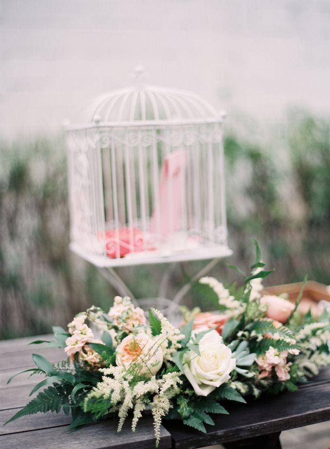 Wedding of Wayne & Liz by Rosette Designs & Co - 013