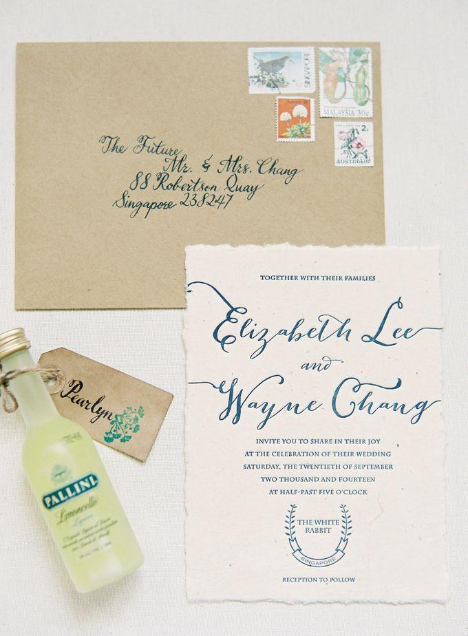 Wedding of Wayne & Liz by Rosette Designs & Co - 018
