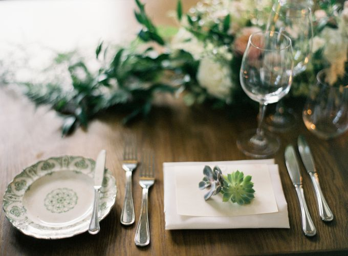 Wedding of Wayne & Liz by Rosette Designs & Co - 001
