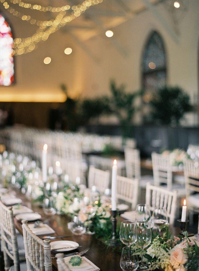 Wedding of Wayne & Liz by Rosette Designs & Co - 004