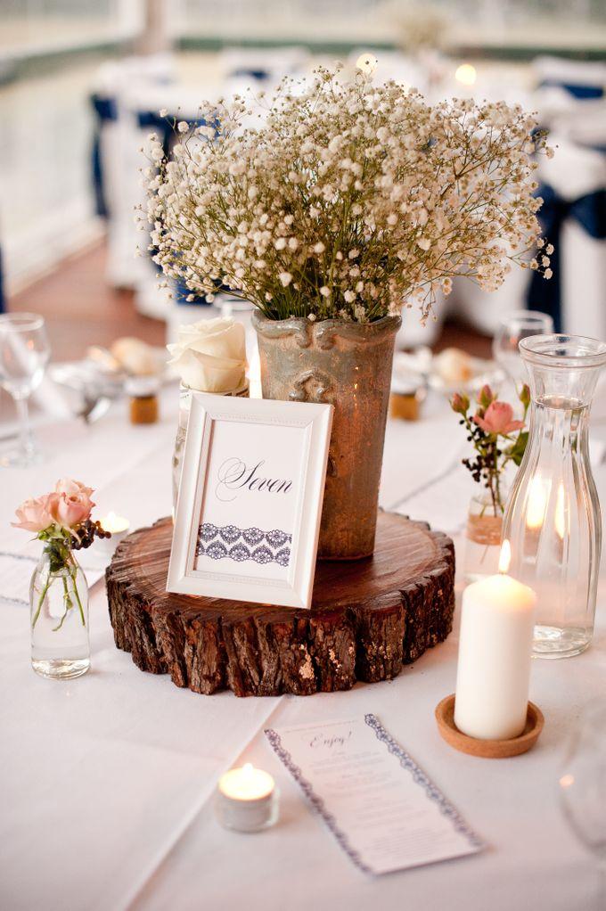 Jenny & David Wedding by My Sweet Scarlett Paperie - 002