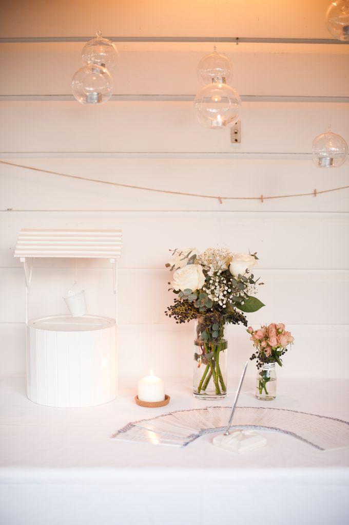 Jenny & David Wedding by My Sweet Scarlett Paperie - 005
