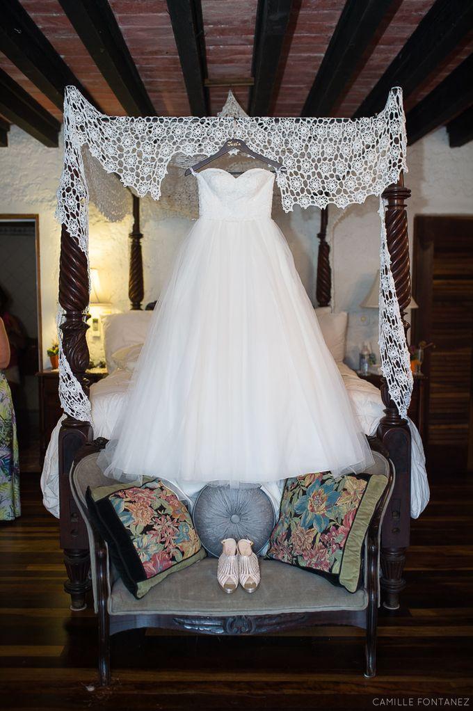 Romantic Puerto Rican Wedding At Hacienda Siesta Alegre Wedding
