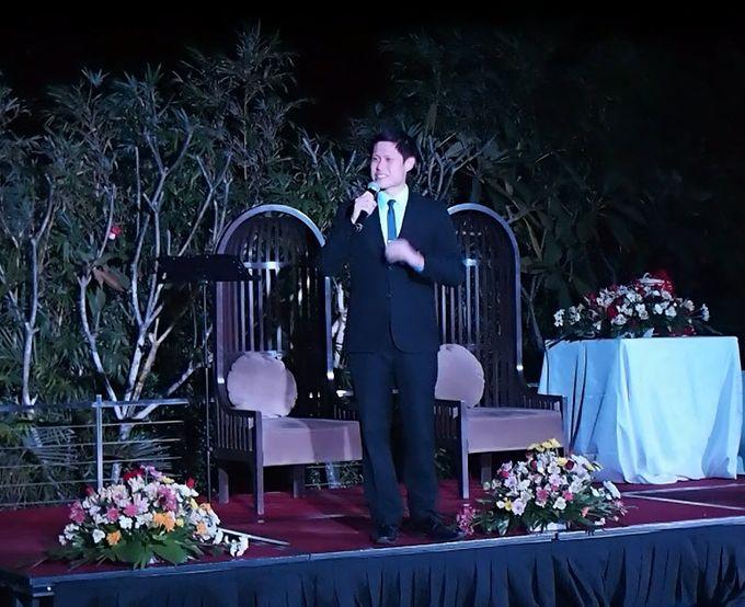 Teng-Hsuan and Jessica Wang Wedding by Jeffrey Yu - Wedding Host / Wedding Emcee - 001
