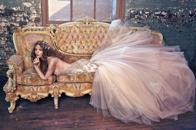 Spring-Summer 2016 Les Reves Bohemiens Collection by The Proposal - 022