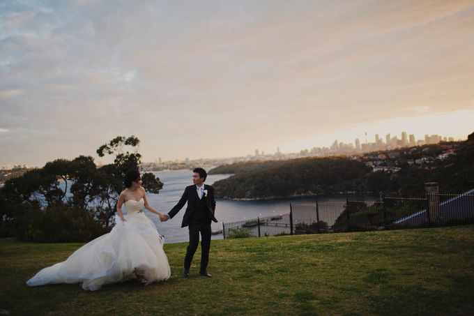 Stunning Wedding at Sergeants Mess by Couture Wedding Planning - 014