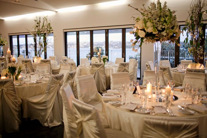 Stunning Wedding at Sergeants Mess by Couture Wedding Planning - 018