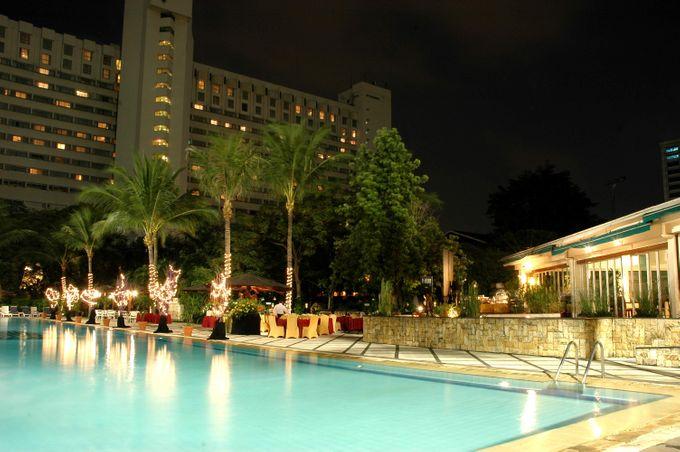 Singosari Room - Pool Side by Hotel Borobudur Jakarta - 009