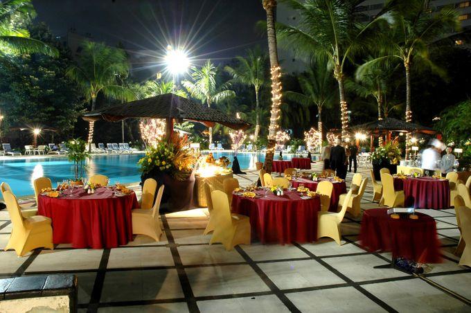 Singosari Room - Pool Side by Hotel Borobudur Jakarta - 008