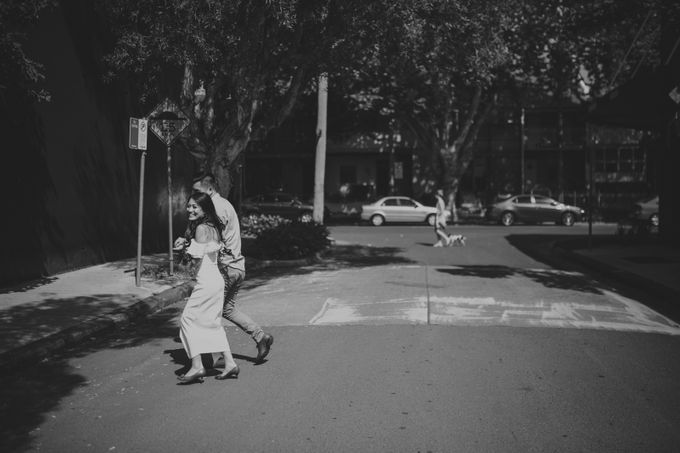 Jimmy & Sylvia Sydney Engagement Session by Calia Photography - 017