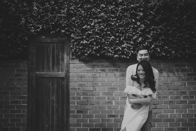 Jimmy & Sylvia Sydney Engagement Session by Calia Photography - 018