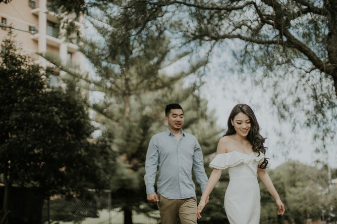 Jimmy & Sylvia Sydney Engagement Session by Calia Photography - 019