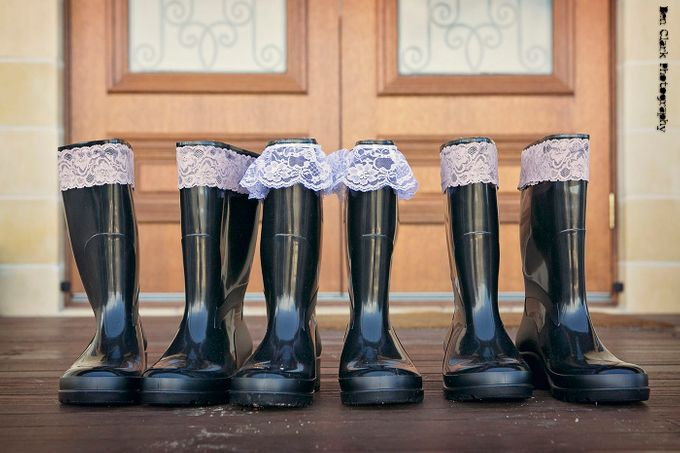 Vintage Country Wedding by Ben Clark Photography - 012