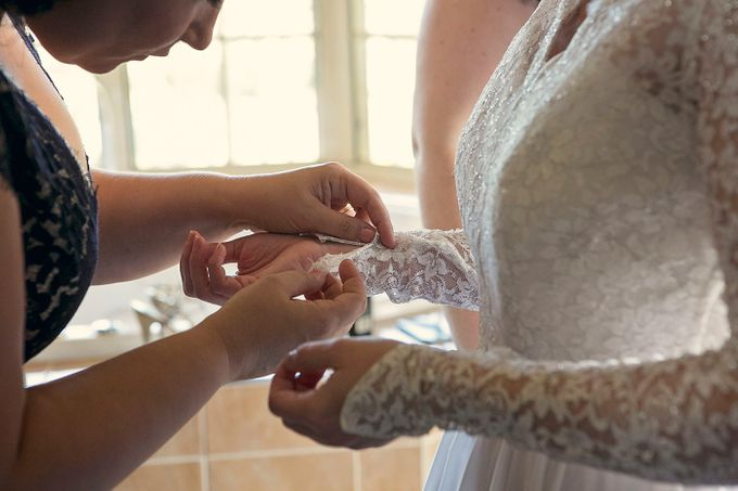Vintage Country Wedding by Ben Clark Photography - 011