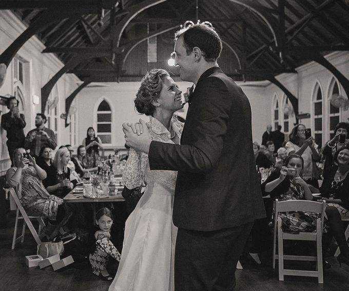 Vintage Country Wedding by Ben Clark Photography - 004