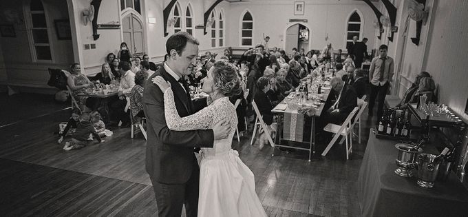Vintage Country Wedding by Ben Clark Photography - 016