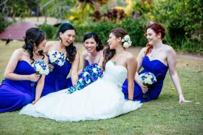Bouquets by Brizzy Bridal Bouquets - 002