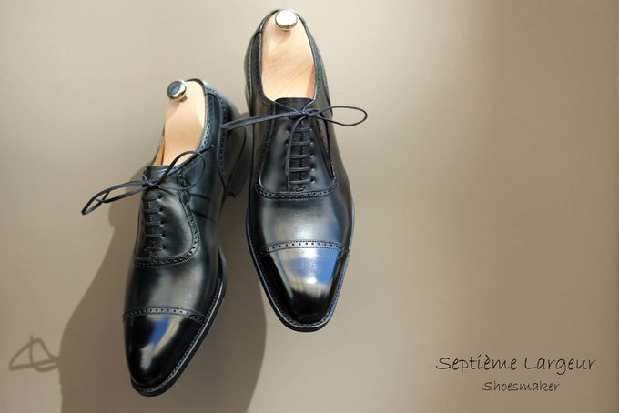 Classic Formal Mens Dress Shoes by Septième Largeur Singapore - 002