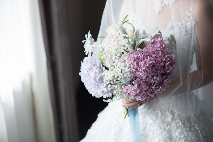 Jonathan and Aulia wedding day by SS Florist - 001