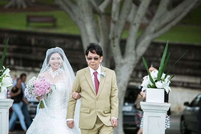 Jonathan and Aulia wedding day by SS Florist - 005