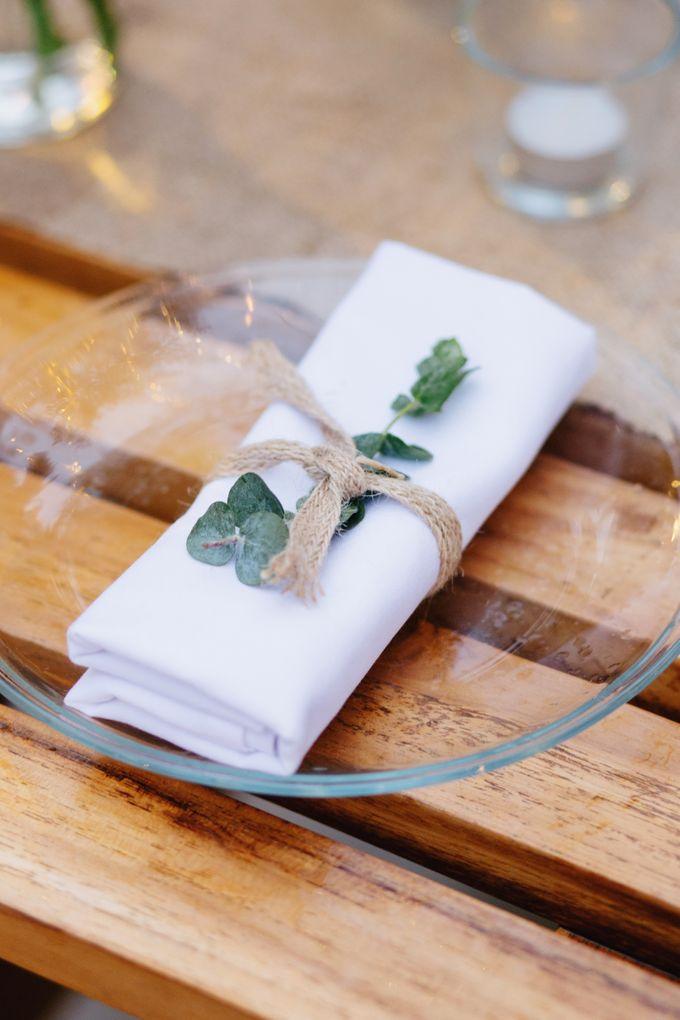 Botanical Wedding Theme by LITTLE ISLAND BREWING CO. - 001