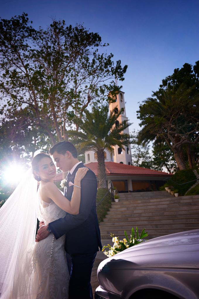 A relaxed wedding of Jose and Golda in Punta Fuego by Jiggie Alejandrino Wedding Photographs - 008